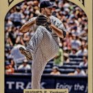 2011 Topps Gypsy Queen 295 Phil Hughes