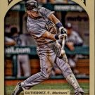 2011 Topps Gypsy Queen 300 Franklin Gutierrez