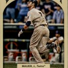 2011 Topps Gypsy Queen 31 Joe Mauer