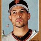 2011 Topps Heritage 71 Jonathan Sanchez