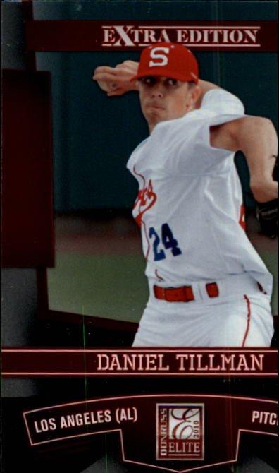 2010 Donruss Elite Extra Edition 42 Daniel Tillman