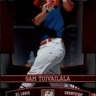 2010 Donruss Elite Extra Edition 85 Sam Tuivailala