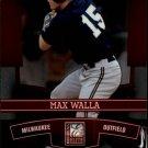 2010 Donruss Elite Extra Edition 89 Max Walla