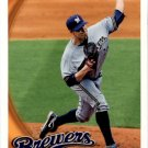 2010 Topps 391 Manny Parra