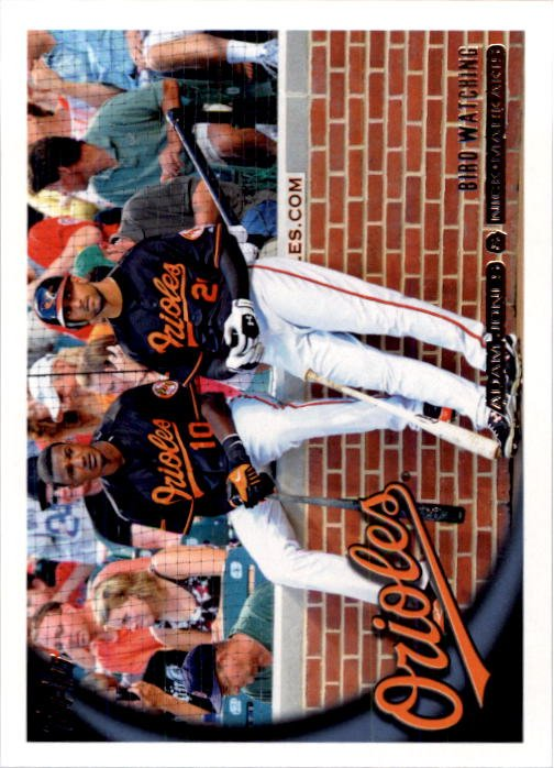 2010 Topps 543 Adam Jones/Nick Markakis