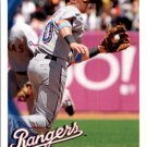 2010 Topps 643 Michael Young