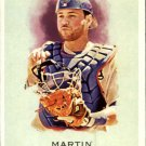 2010 Topps Allen and Ginter 204 Russell Martin