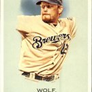 2010 Topps Allen and Ginter 190 Randy Wolf