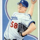 2010 Topps National Chicle 62 Chad Billingsley