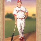 2010 Topps Turkey Red TR37 Chase Utley