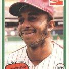 1981 Coke Team Sets 106 Lonnie Smith