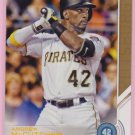 2017 Topps Jackie Robinson Day JRD23 Andrew McCutchen