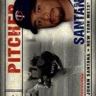2008 SP Legendary Cuts 12 Johan Santana