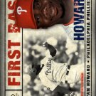2008 SP Legendary Cuts 15 Ryan Howard