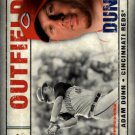 2008 SP Legendary Cuts 28 Adam Dunn