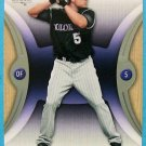 2007 SP Authentic 16 Matt Holliday