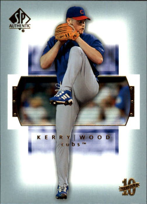 2003 SP Authentic 57 Kerry Wood
