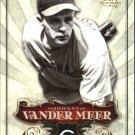 2006 SP Legendary Cuts 33 Johnny Vander Meer