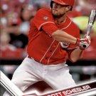 2017 Topps 310 Scott Schebler