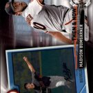 2017 Topps Bowman Then and Now BOWMAN5 Madison Bumgarner