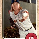 2017 Topps Heritage 186 Henry Owens