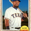 2017 Topps Heritage 17 Rougned Odor