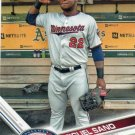2017 Topps Opening Day 134A Miguel Sano