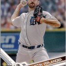 2017 Topps Opening Day 151A Justin Verlander