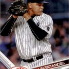 2017 Topps Opening Day 191 Dellin Betances