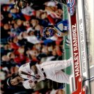 2017 Topps Opening Day 60A Hanley Ramirez