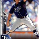 2016 Bowman 85 Chris Archer