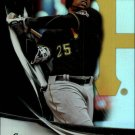 2016 Bowman Platinum Next Generation NG22 Gregory Polanco