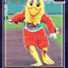 2016 Donruss Optic Purple 165 The Famous San Diego Chicken/Ted Giannoulas