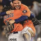 2016 Stadium Club 10 Jose Altuve