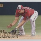 2016 Stadium Club Gold 202 Daniel Murphy