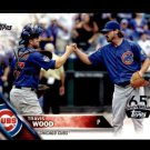 2016 Topps 507A Travis Wood