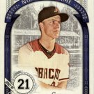 2016 Topps Allen and Ginter The Numbers Game NG53 Zack Greinke