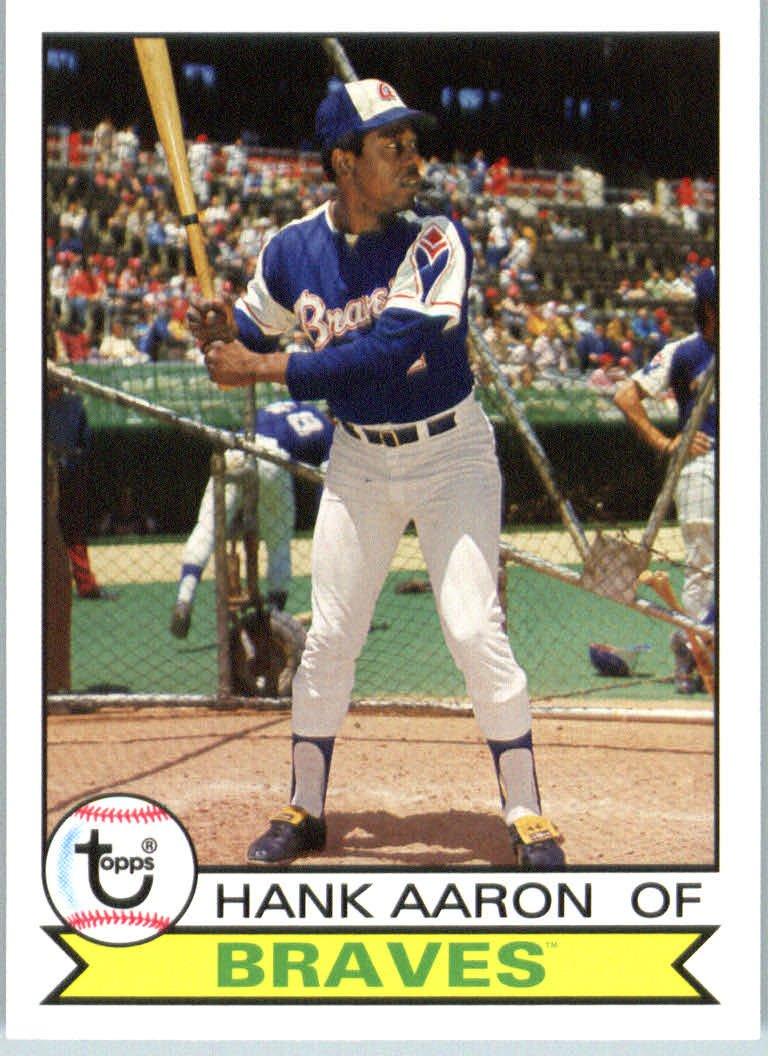 2016 Topps Archives 166 Hank Aaron