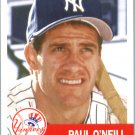 2016 Topps Archives 49 Paul O'Neill