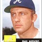 2016 Topps Archives 54 Phil Niekro