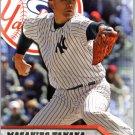 2016 Topps Bunt 104 Masahiro Tanaka