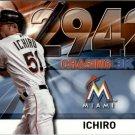 2016 Topps Chasing 3000 300037 Ichiro Suzuki