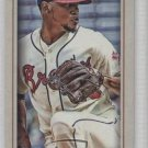 2016 Topps Gypsy Queen Mini 211 Julio Teheran