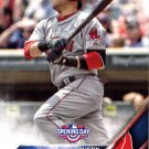 2016 Topps Opening Day OD139 Dustin Pedroia