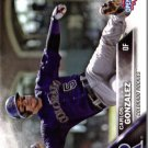 2016 Topps Opening Day OD152A Carlos Gonzalez