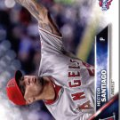 2016 Topps Opening Day OD193 Hector Santiago