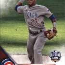 2016 Topps Update US93 Addison Russell AS