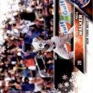2016 Topps Walmart Holiday Snowflake HMW85 Neil Walker