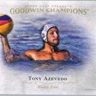 2016 Upper Deck Goodwin Champions 76 Tony Azevedo