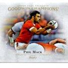 2016 Upper Deck Goodwin Champions 88 Phil Mack